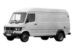 Стекло на Mercedes 207-308;T1;L601-605 1971 - 1996 Van
