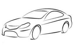 Стекло на Mercedes 406-608;T1;L309;L611 (L) 1967 - 1986