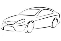 Стекло на Mercedes 406-608;T1;L309;L611 (h) 1967 - 1986