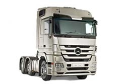 Стекло на Mercedes Actros (High) 2011 -