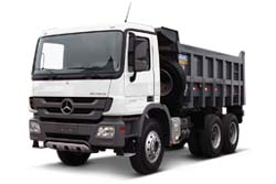 Стекло на Mercedes Actros (low) 2011 -