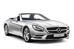 Стекло на Mercedes R231 SL 2012 -