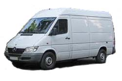 Стекло на Mercedes Sprinter (High) 1995 - 2006