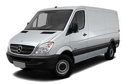 Стекло на Mercedes Sprinter (low) 1995 - 2006