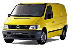 Стекло на Mercedes Vito 1996 - 2003