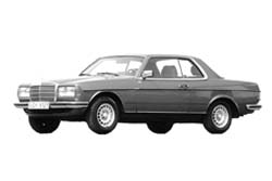 Стекло на Mercedes W123 E 1976 - 1986 Coupe