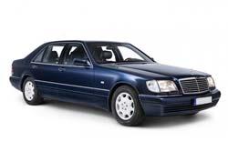 Стекло на Mercedes W140 S 1991 - 1999_1