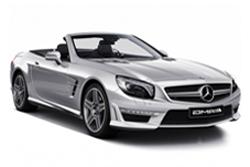Стекло на Mercedes W171 SLK 2004-2011 Cabrio