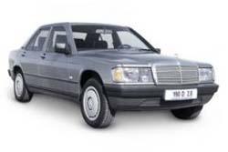 Стекло на Mercedes W201 C 1985 - 1993