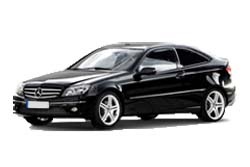 Стекло на Mercedes W203 CLC 2001 - 2011 Coupe