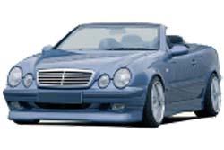 Стекло на Mercedes W208 CLK 1997-2003 Cabrio