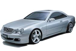 Стекло на Mercedes W215 CL 1999 - 2006 Coupe