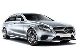 Стекло на Mercedes W218 CLS (4 d.) 2011 - Combi_1