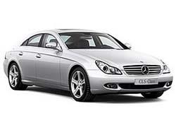Стекло на Mercedes W219 CLS (4d.) 2004 - 2010