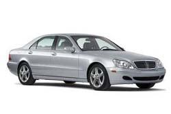Стекло на Mercedes W220 S 1998 - 2006