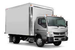 Стекло на Mitsubishi Canter (Big) 2005 -
