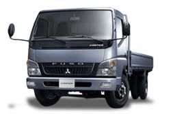 Стекло на Mitsubishi Canter (small) 1996 - 2005