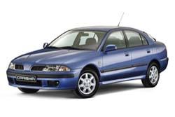 Стекло на Mitsubishi Carisma 1995-2004 Sedan