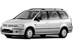Стекло на Mitsubishi Chariot 1991-2003_1