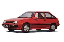 Стекло на Mitsubishi Colt 1983-1988