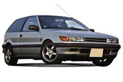 Стекло на Mitsubishi Colt 1988-1992