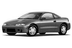 Стекло на Mitsubishi Eclipse 1995 - 1999