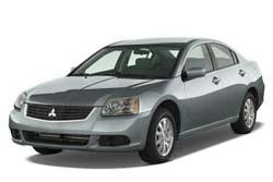 Стекло на Mitsubishi Galant 2003 - 2011