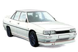 Стекло на Mitsubishi Galant E10 1983 - 1987