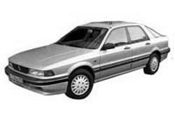 Стекло на Mitsubishi Galant E32 1987 - 1992_1