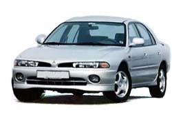 Стекло на Mitsubishi Galant E50 1992 - 1996 Sedan_1