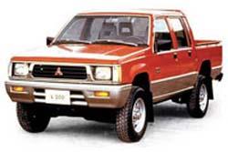 Стекло на Mitsubishi L200 1987-1996