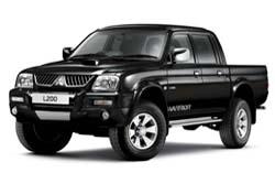 Стекло на Mitsubishi L200 1996-2006