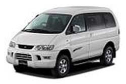 Стекло на Mitsubishi L400 1995-2007