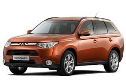 Стекло на Mitsubishi Outlander 2012 -