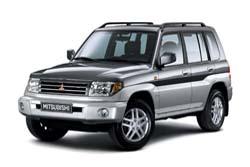 Стекло на Mitsubishi Pajero Pinin 1998-2006