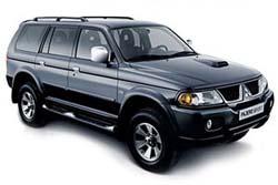 Стекло на Mitsubishi Pajero Sport 1996-2008
