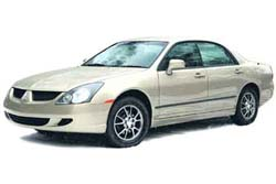 Стекло на Mitsubishi Sigma;Diamante;Magna 1996 - 2005