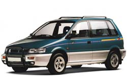 Стекло на Mitsubishi Space Runner 1991-1997