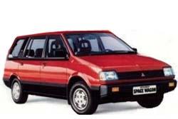 Стекло на Mitsubishi Space Wagon 1983-1991
