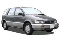 Стекло на Mitsubishi Space Wagon 1991-1997