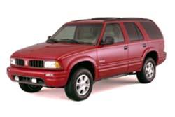 Стекло на Oldsmobile Bravada 1995 - 2000