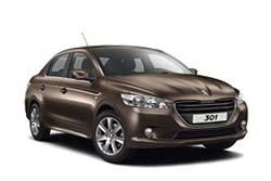 Стекло на Peugeot 301 2012 -