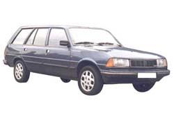 Стекло на Peugeot 305 1977 - 1989 Combi