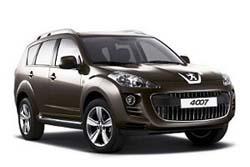 Стекло на Peugeot 4007 2007 -