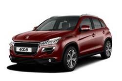Стекло на Peugeot 4008 2011 -