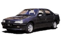 Стекло на Peugeot 405;Pars 1987 - 1997 Sedan