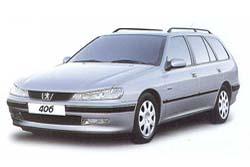 Стекло на Peugeot 406 1995 - 2004 Combi_1