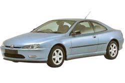 Стекло на Peugeot 406 1997 - 2004