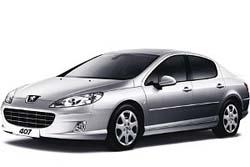 Стекло на Peugeot 407 2004 - 2010 Sedan