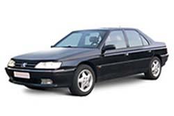 Стекло на Peugeot 605 1989-1999_1